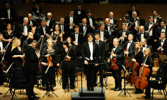 National Symphony Orchestra of Ukraine New Year Concert